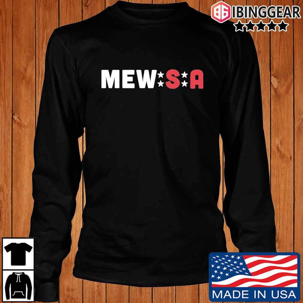 Sam And Kristie Mewis Mew-S-A Shirt Longsleeve Ibinggear den