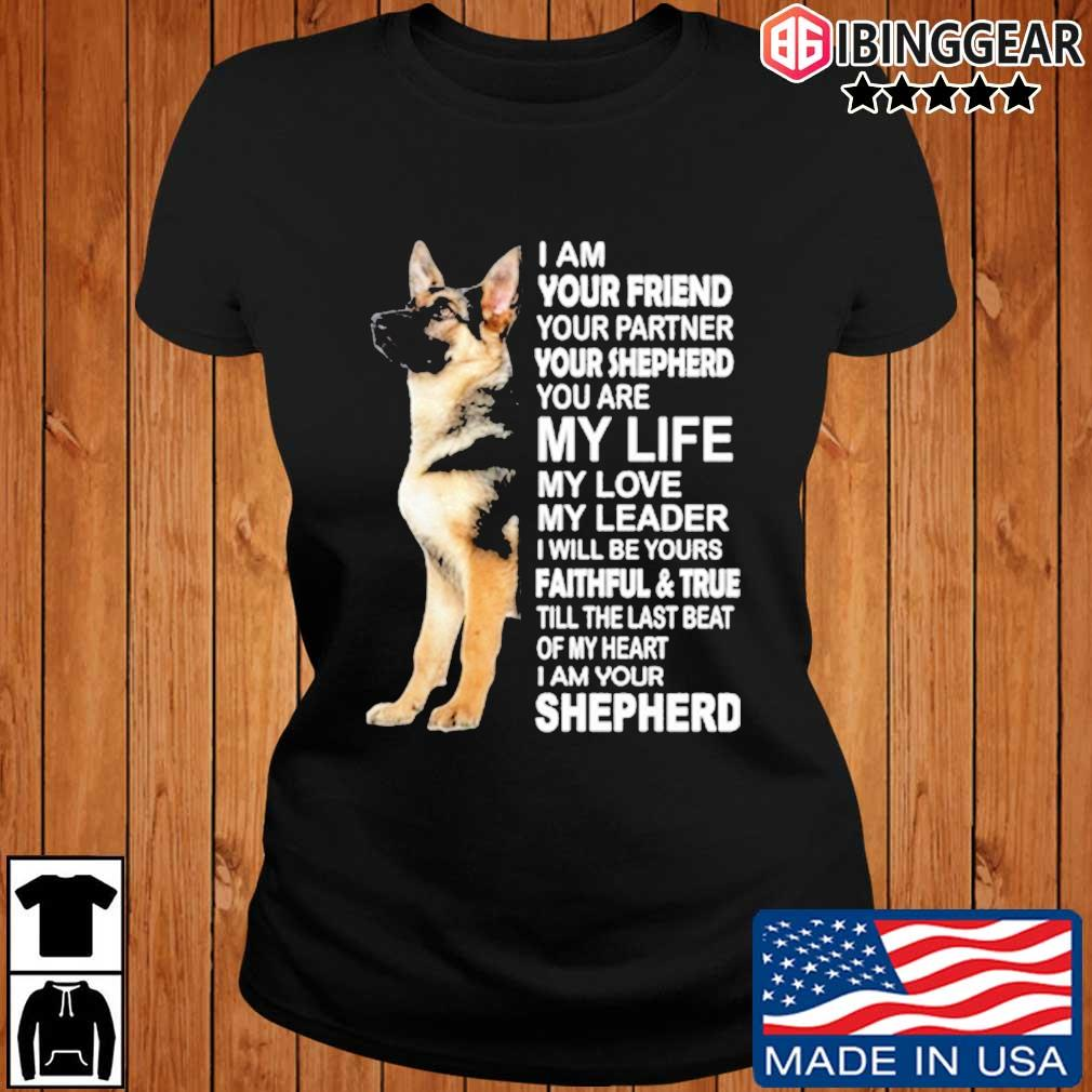 Shepherd I am your friend your partner you're shepherd s Ibinggear ladies den