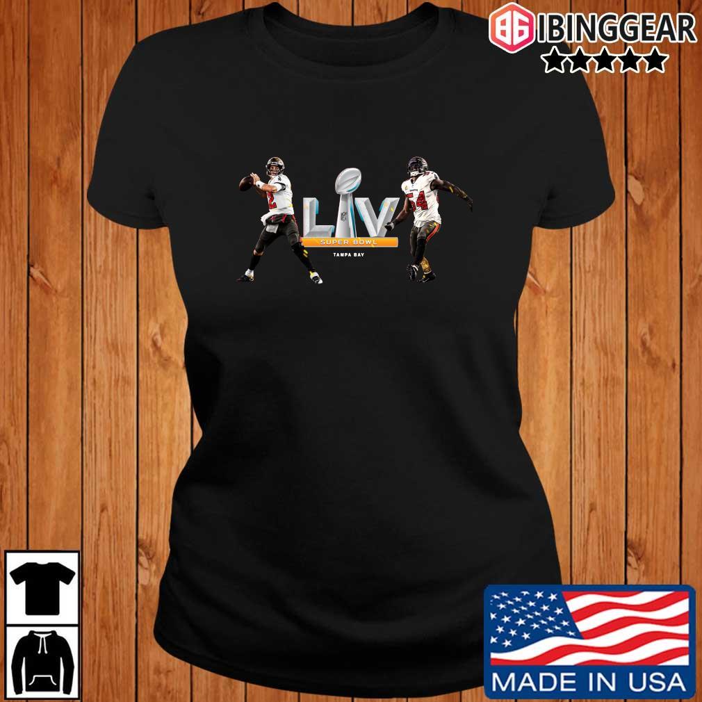 Tampa Bay Buccaneers LIVE Super Bowl Tampa Bay Shirt Ibinggear ladies den