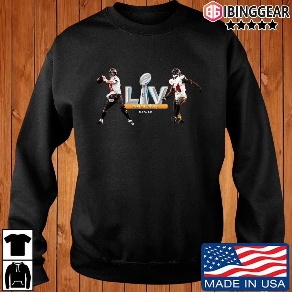 Tampa Bay Buccaneers LIVE Super Bowl Tampa Bay Shirt Ibinggear sweater den