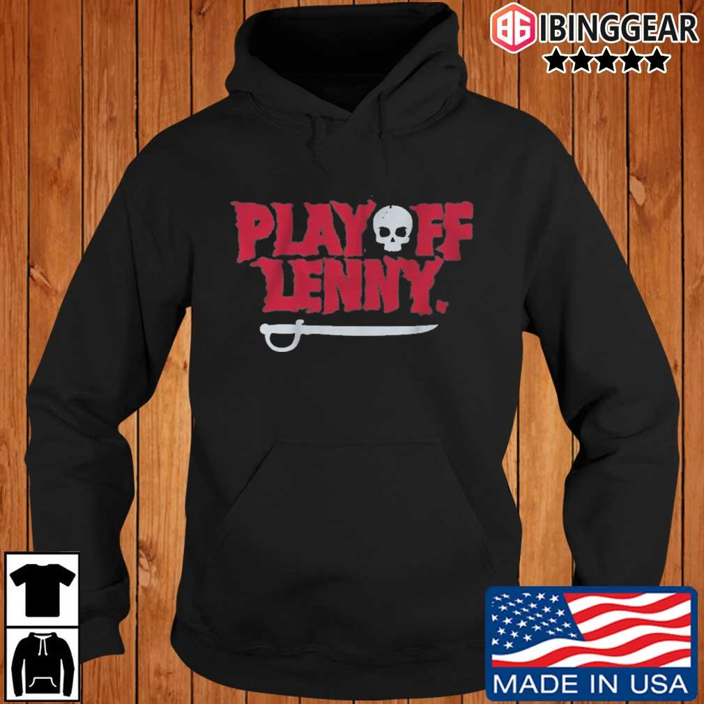 Tampa Bay Football Playoff Lenny Shirt Ibinggear hoodie den