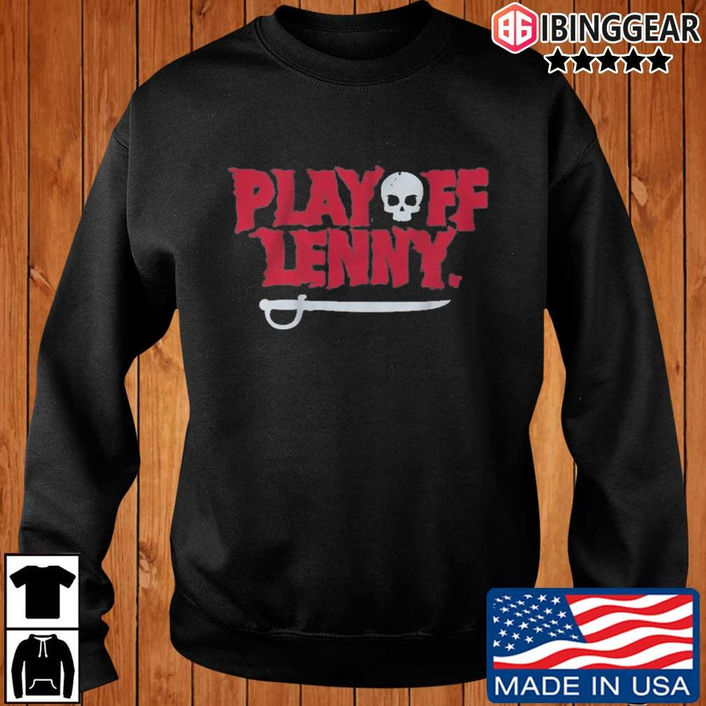 Tampa Bay Football Playoff Lenny Shirt Ibinggear sweater den