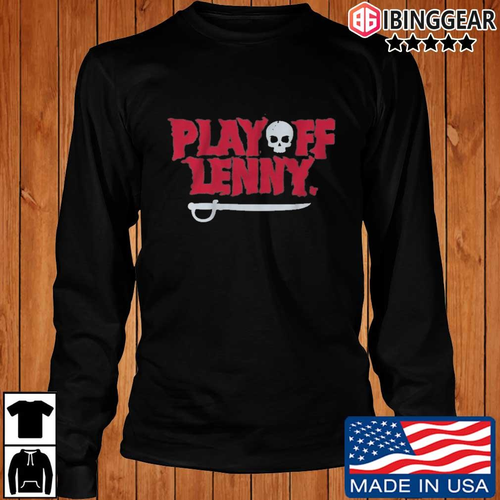 Tampa Bay Football Playoff Lenny Shirt Longsleeve Ibinggear den