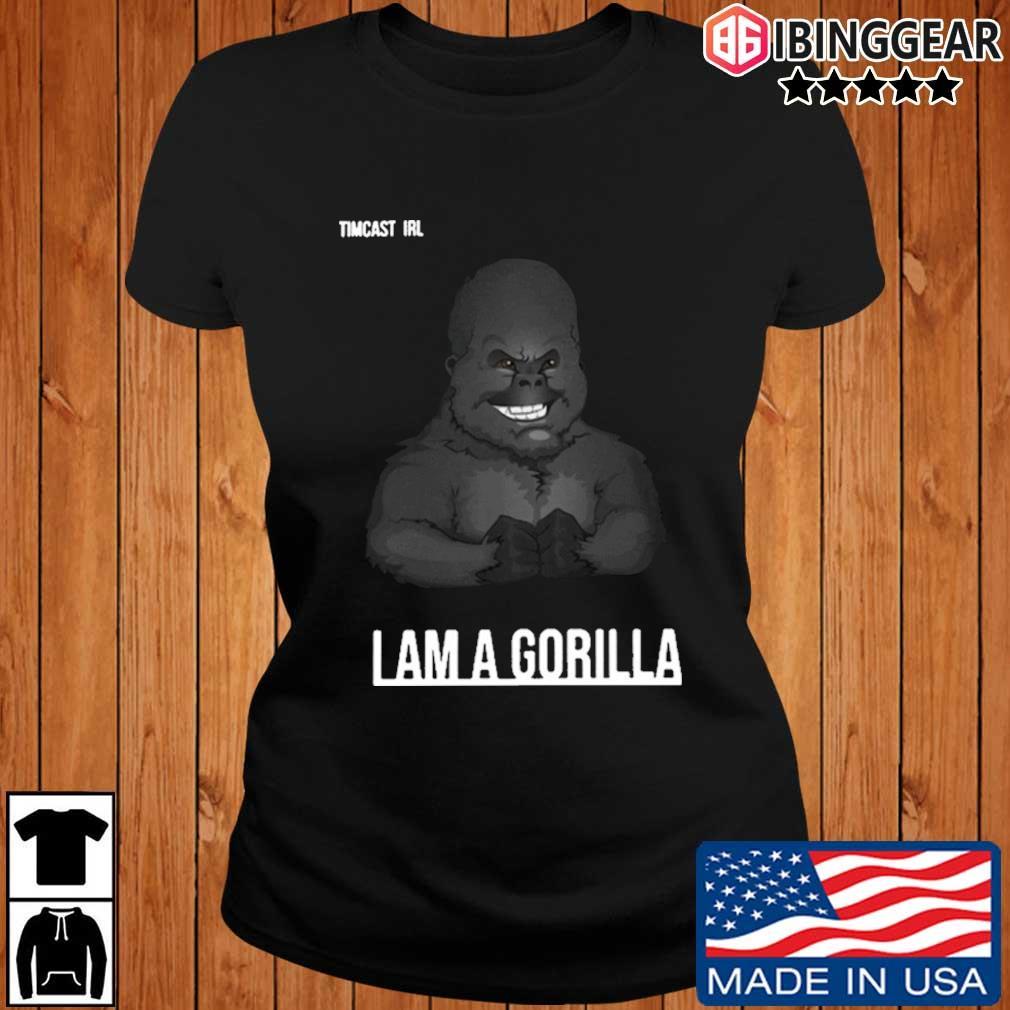 Tim pool I am Gorilla s Ibinggear ladies den